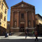 Siena - A day as pilgrims